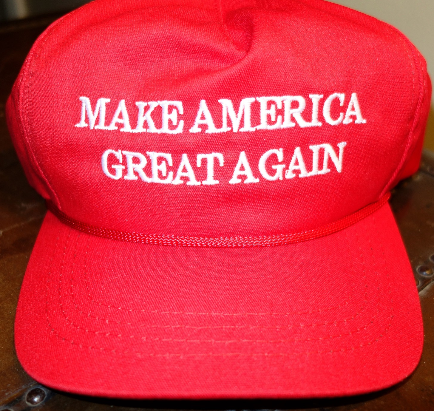 """7c3e274637d Presidential candidate Donald J. Trump was issued a U.S. Trademark  Registration for the slogan """"MAKE AMERICA GREAT AGAIN"""" on July 14"""